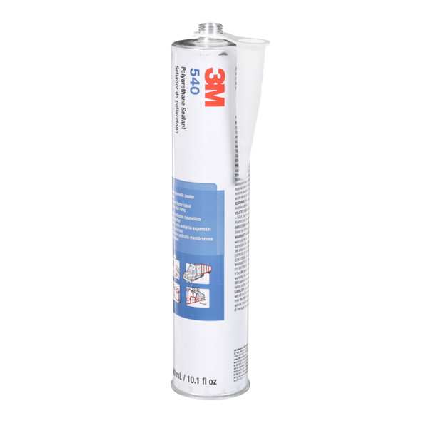 3M Polyurethane Sealant 540, Gray - 10.5 Oz.