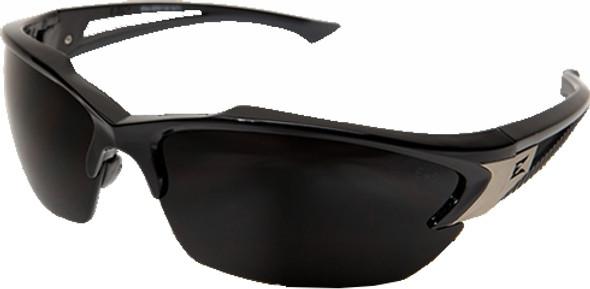 Edge Eyewear TSDK416 Khor Polarized Smoke Safety Glasses