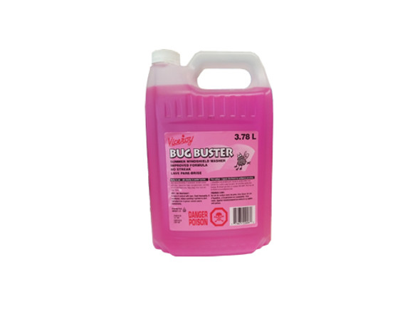Bug Buster Summer Windshield Washer Fluid 3.78L