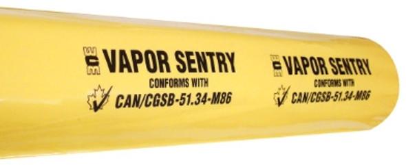 CGSB Vapor Barrier Polyethylene Sheeting Clear 6 Mil 1000 Square Feet