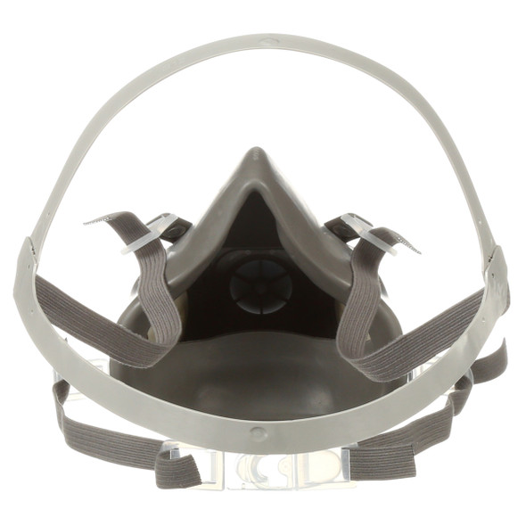 3M Half-Face Respirator - Large
