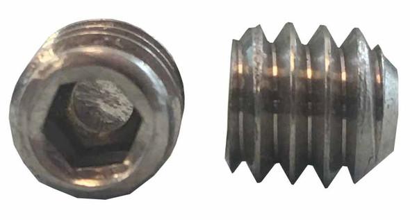 "Socket Set Screw 1/4"" x 1/4"" - Stainless Steel"