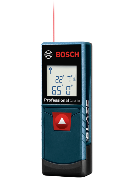 Bosch GLM 20 Compact 65' Laser Measure