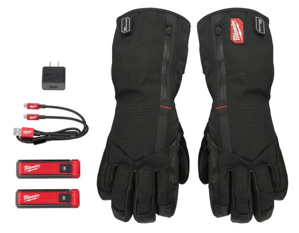 Milwaukee 561-21 Redlithium USB Heated Gloves