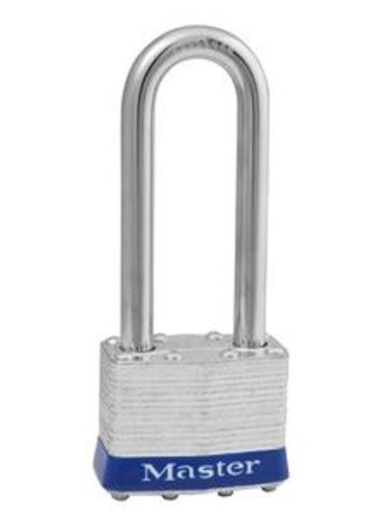 """Master Lock 1UPLJ 1 3/4"""" Laminated Steel Pin Tumbler Padlock, Universal Pin"""