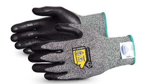 Superior Glove S13SXGBFN Superior Touch 13-Gauge Knit with Dyneema