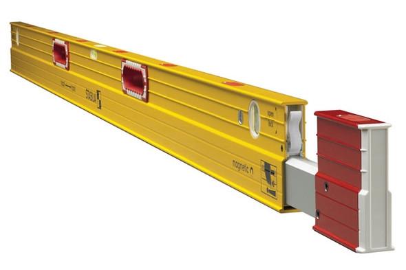 Stabila 7' - 12' Type 106TM Magnetic Plate Level