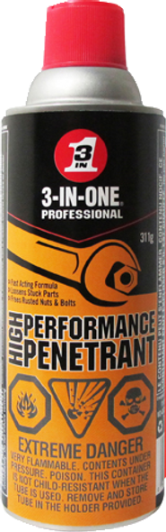 3-IN-ONE High Performance Penetrant - 311g