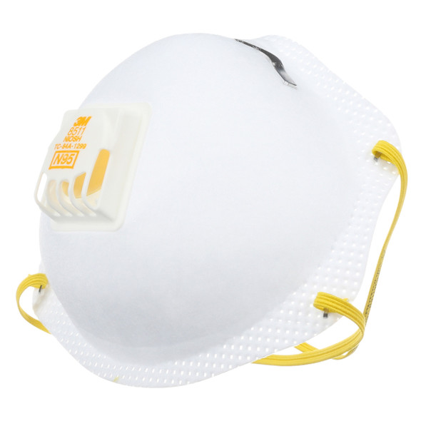 N95 Industrial Respirator with Valve
