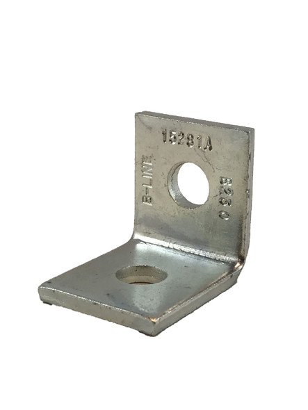 B-Line B230ZN 2 Hole Corner Angle Fitting