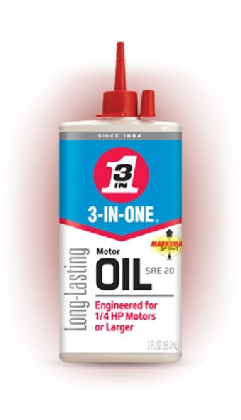 3-IN-ONE 10045, Motor Oil - 3oz