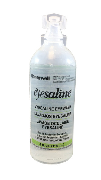 Honeywell Eyesaline Eyewash 4 oz Bottle