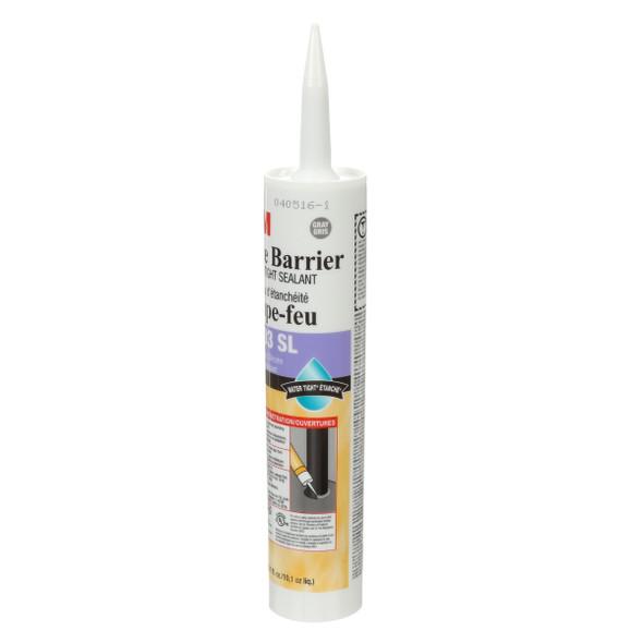 3M 1003 SL Fire Barrier Water Tight Sealant, 10.1 fl. Oz (300 mL)
