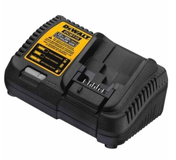 DeWalt DCB115 12V Max 20V Max Lithium Ion Battery Charger