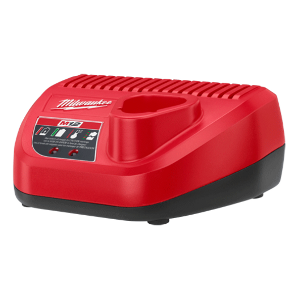 Milwaukee 48-59-2401 M12 Lithium-Ion Battery Charger 12 Volt