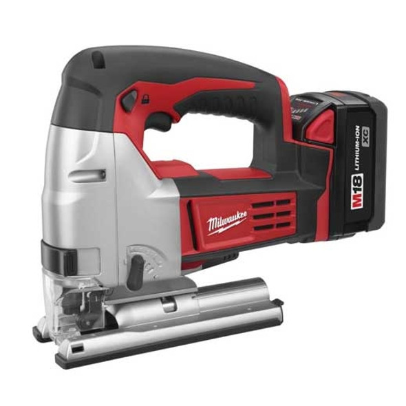 Milwaukee 2645-22 M18 Cordless Jig Saw Kit