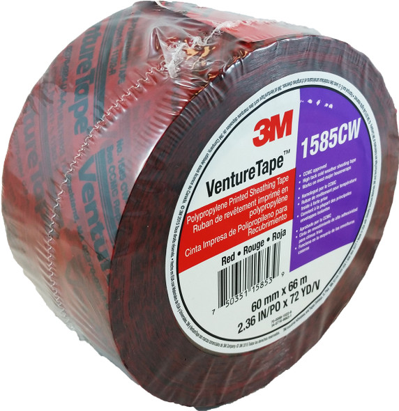 3M 1585CW Venture Tape Sheathing Tape