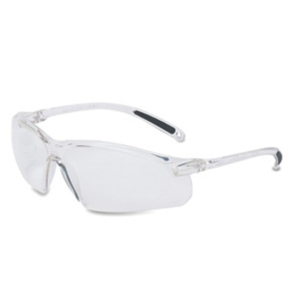 UVEX A700 Series Safety Glasses, Clear Frame, Clear Lens