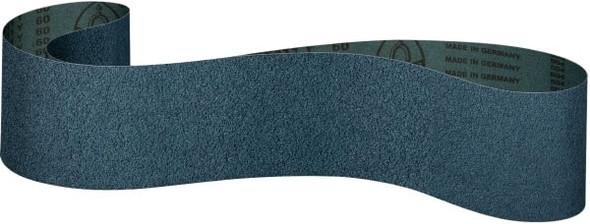 "Klingspor 2"" x 36"" 80 Grit CS411Y Sanding Belt"