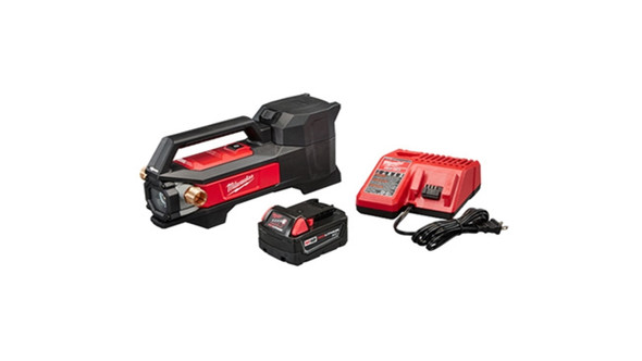 Milwaukee M18 Transfer Pump Kit