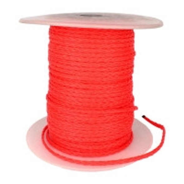 "1/2"" Red Polypropylene Rope"