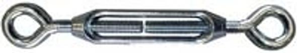 Dynaline 66832 Eye - Eye Turnbuckle 3/8 inch x 6 inch
