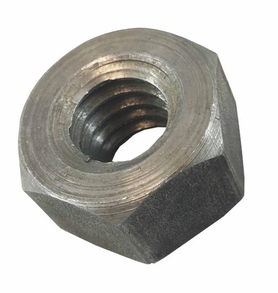 5/8 inch Hex Nut - Bare - Fine Grade 5