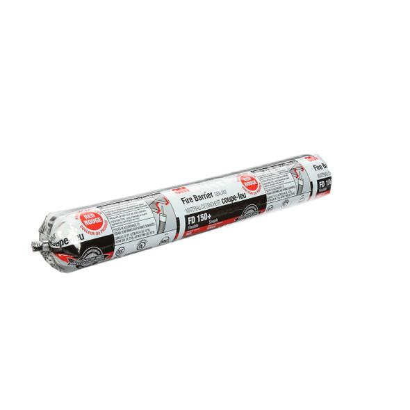 3M FD150+ FireDam Fire Barrier Sealant, Red, 20 fl. oz. Sausage