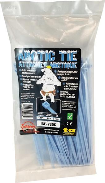 """Arctic Tie ICE780C 7.5"""" Cable Tie"""