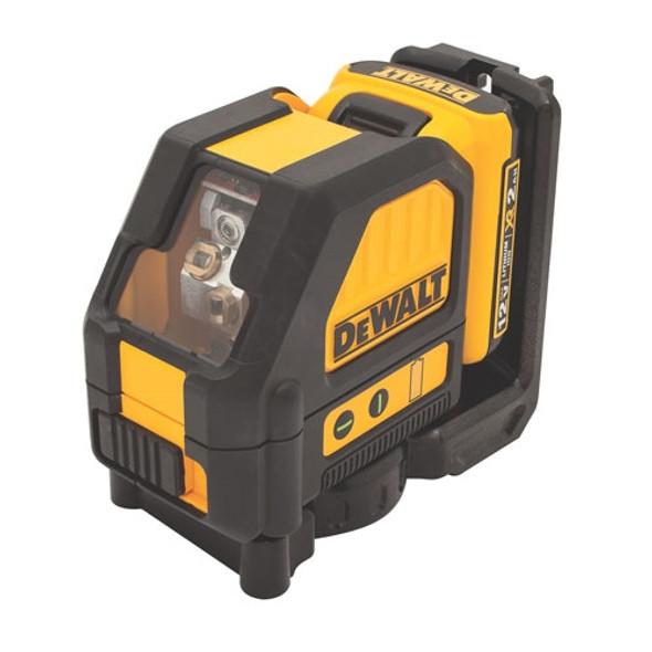 Dewalt DW088LG 12v MAX Green Cross Line Laser