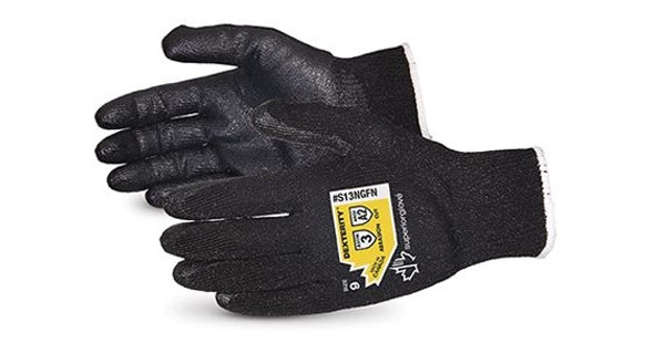 Superior Glove Dextertiy Abrasion and Cut-Resistant Glove