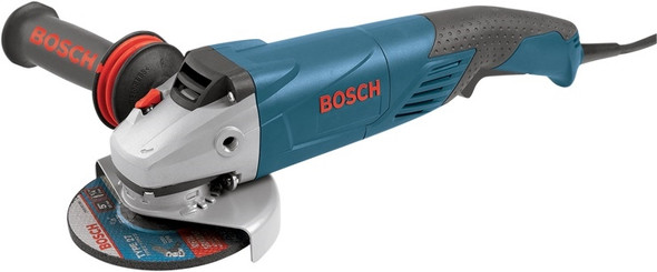 Bosch 1821D 5 Rat Tail Grinder with No Lock-On Switch