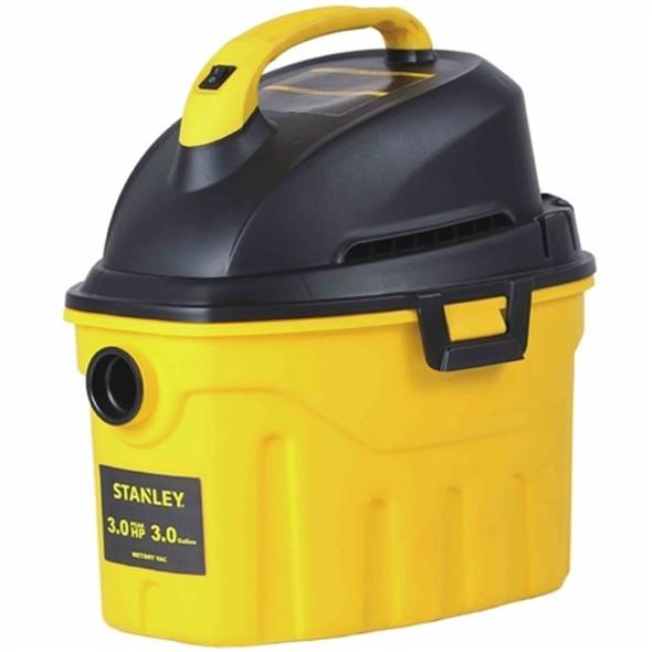 Stanley SL18123P, 3 Gallon 3 Horsepower Portable Vacuum