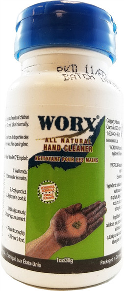 Worx 11-1024, All Natural Hand Cleaner 1 ounce
