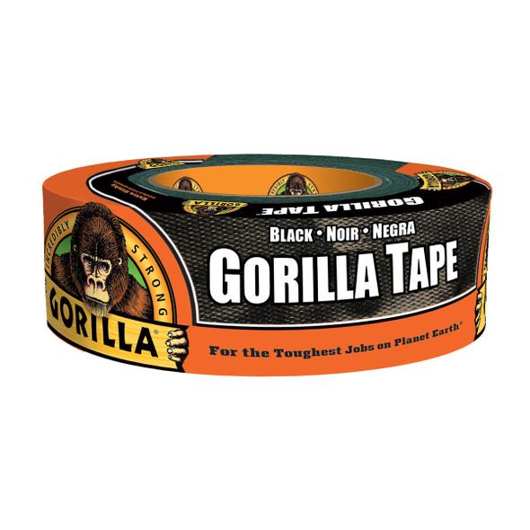 "Gorilla Tape 6035100T Black Duct Tape 1.88"" x 35 yards"