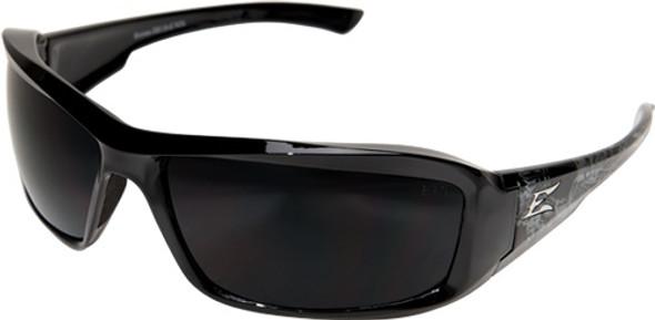 Edge Eyewear TXB416-S Brazeau Designer / Polarized Smoke Safety Glasses