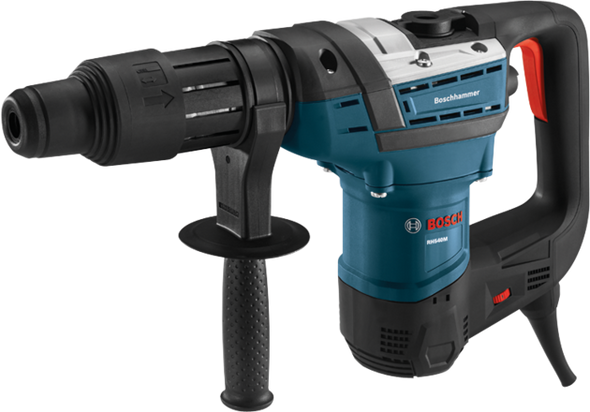 "Bosch RH540M 1-9/16"" SDS-Max Combination Hammer"