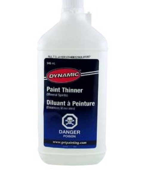 Dynamic Paint AA181200 1L Paint Thinner