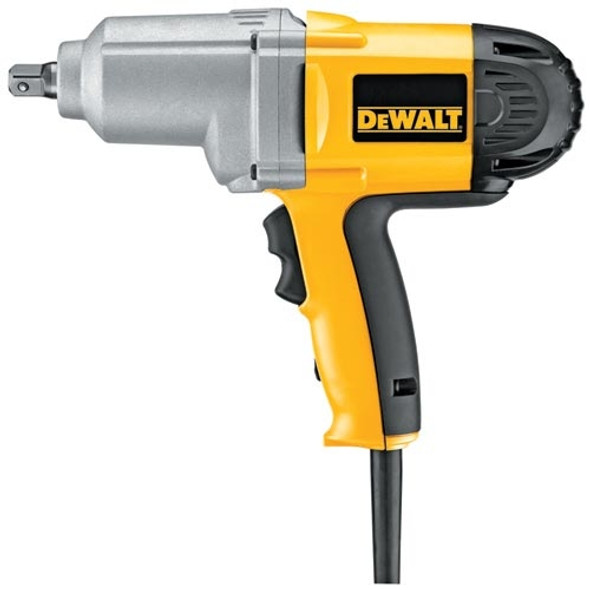 """Dewalt 1/2"""" (13mm) Impact Wrench with Detent Pin Anvil"""