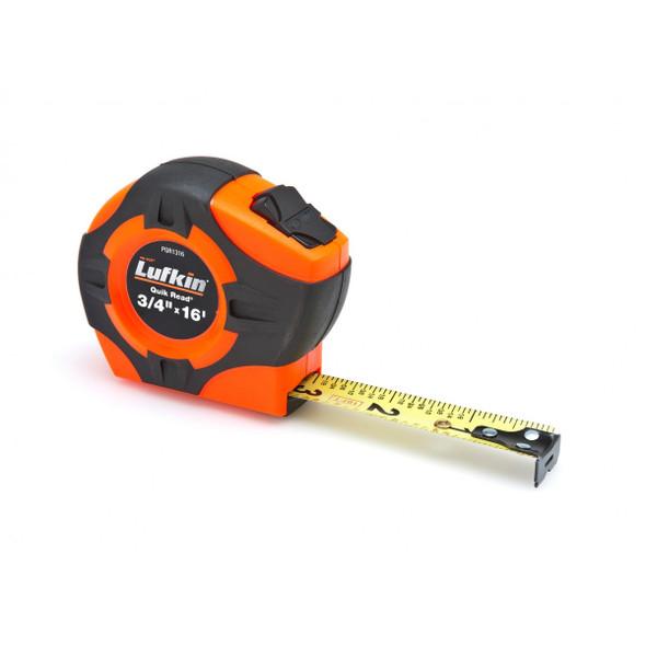 "Lufkin PQR1316 16' x 3/4"" Tape Measure"