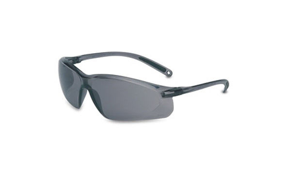 UVEX A701, A700 Series Safety Glasses, Gray Frame, TSR Gray Lens
