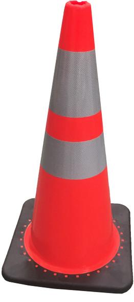 """Centrix 51002 Traffic Cone 28"""" PVC"""