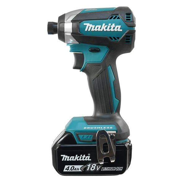 "Makita DTD153RME 1/4"" Cordless Impact Driver with Brushless Motor"