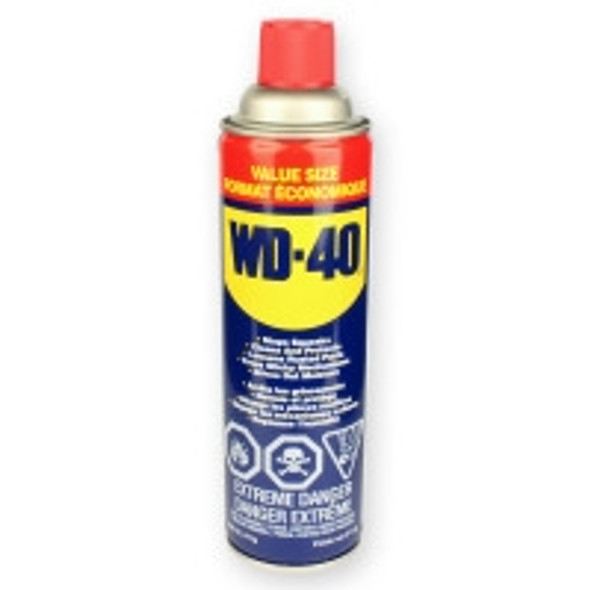 WD-40 Value Sized, Multi-Use Lubricant, 411g