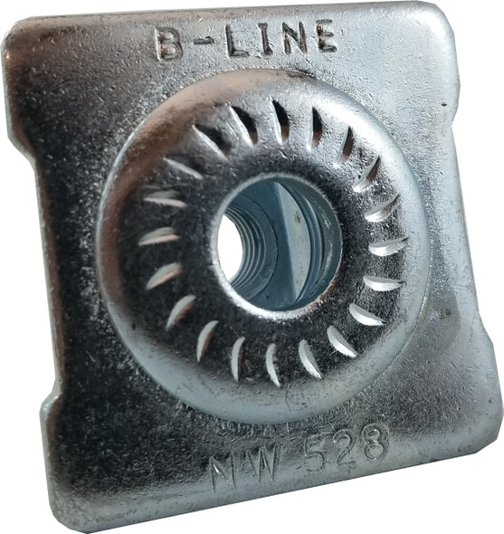 "B-Line NW525ZN, 1/2"" Combo Nut Washer"