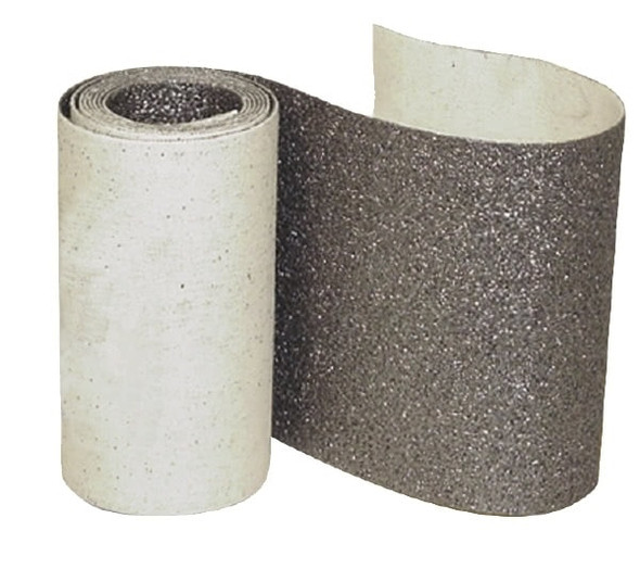 "Klingspor 300153 6"" x 10 yard Graphite Roll"
