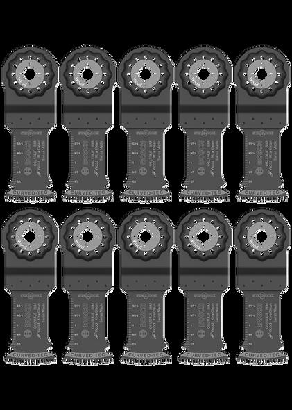 "Bosch OSL114JF-10 1-1/4"" Plunge Cut Blade 10PK"