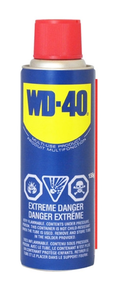 WD-40 1105, Multi-Use Lubricant, 155g