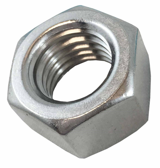 Hex Nut - Stainless Steel - Coarse- 316