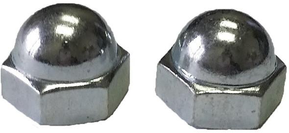 Acorn Nut Zinc Plated